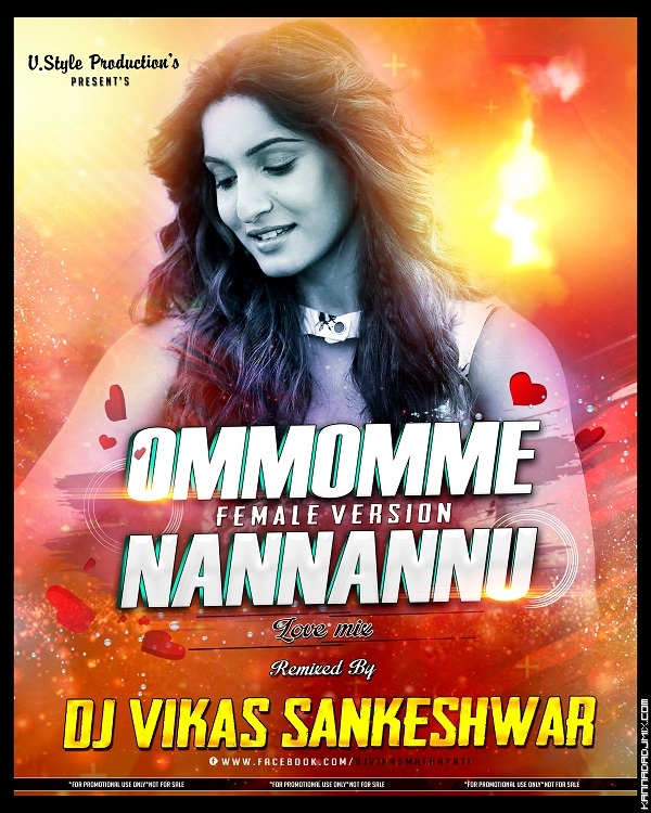 Omm Omme Nannannu Female Version DJ ViKaS Sankeshwar.mp3