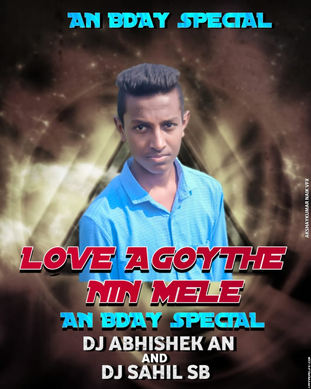 LOVE AAGOYTHE NIN MYALE (EDM) DJ ABHISHEK AN AND DJ SAHIL SB.mp3