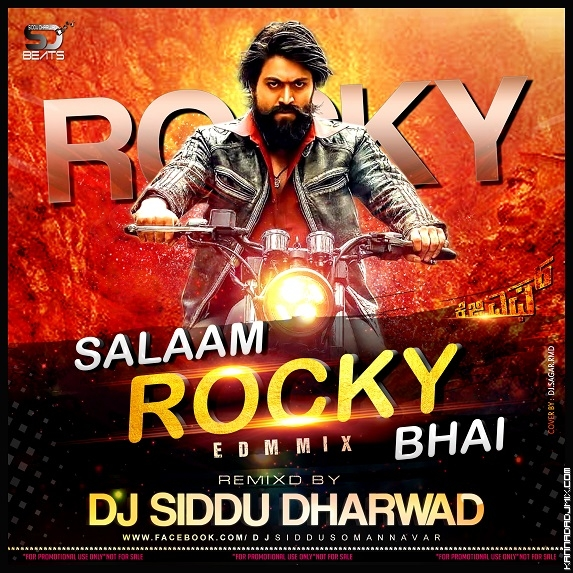 Salaam Rocky Bhai KGF DJ Edm_Mix_Dj_Siddu_Dharwad.mp3