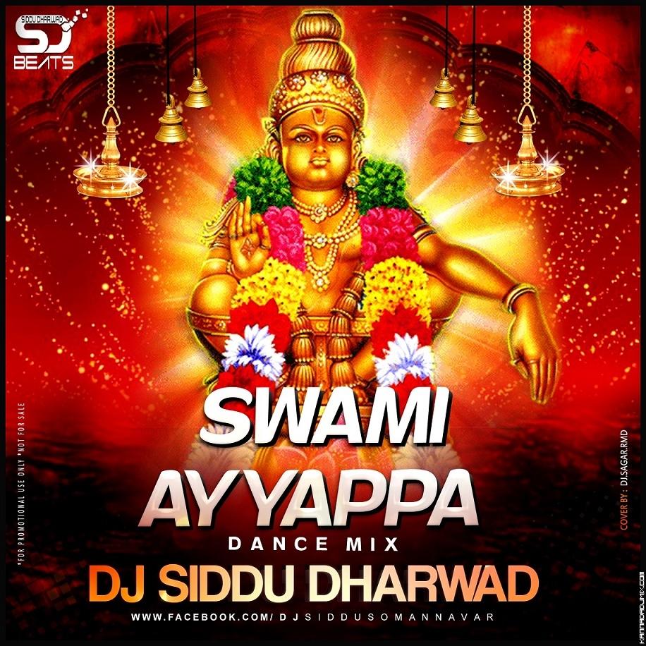 Swami Ayyappa Dance MIx Dj Siddu Dharwad.mp3