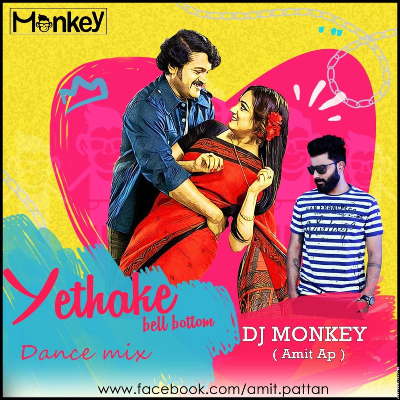 Yethake Bell Bottom_DJ MONKEY  (Amit  AP) Remix.mp3