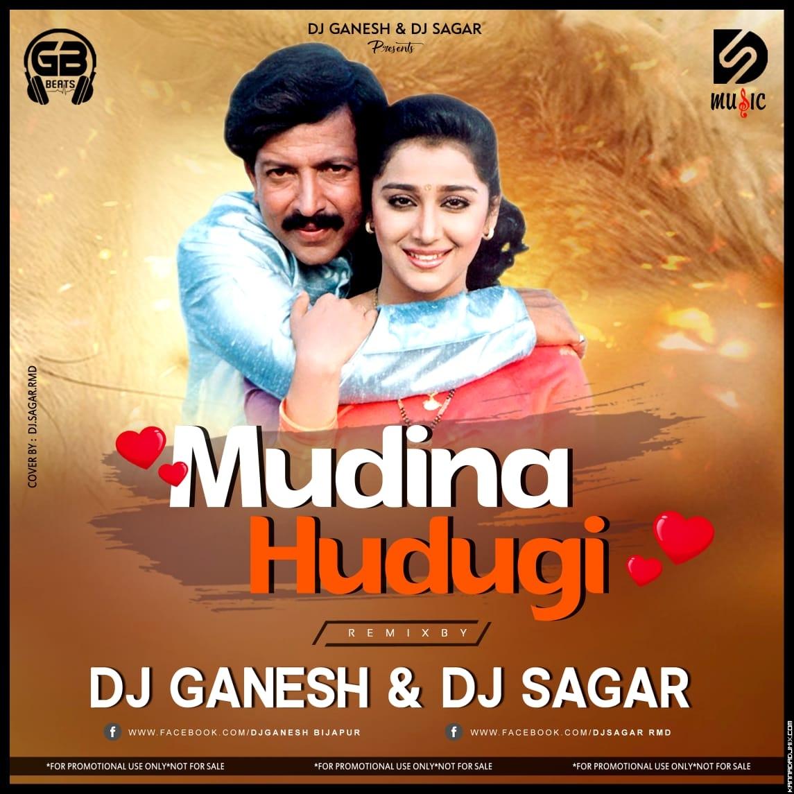 MUDDINA HUDUGI CHANDA REMIX DJ GANESH [BIJPAUR] AND DJ SAGAR RMD.mp3