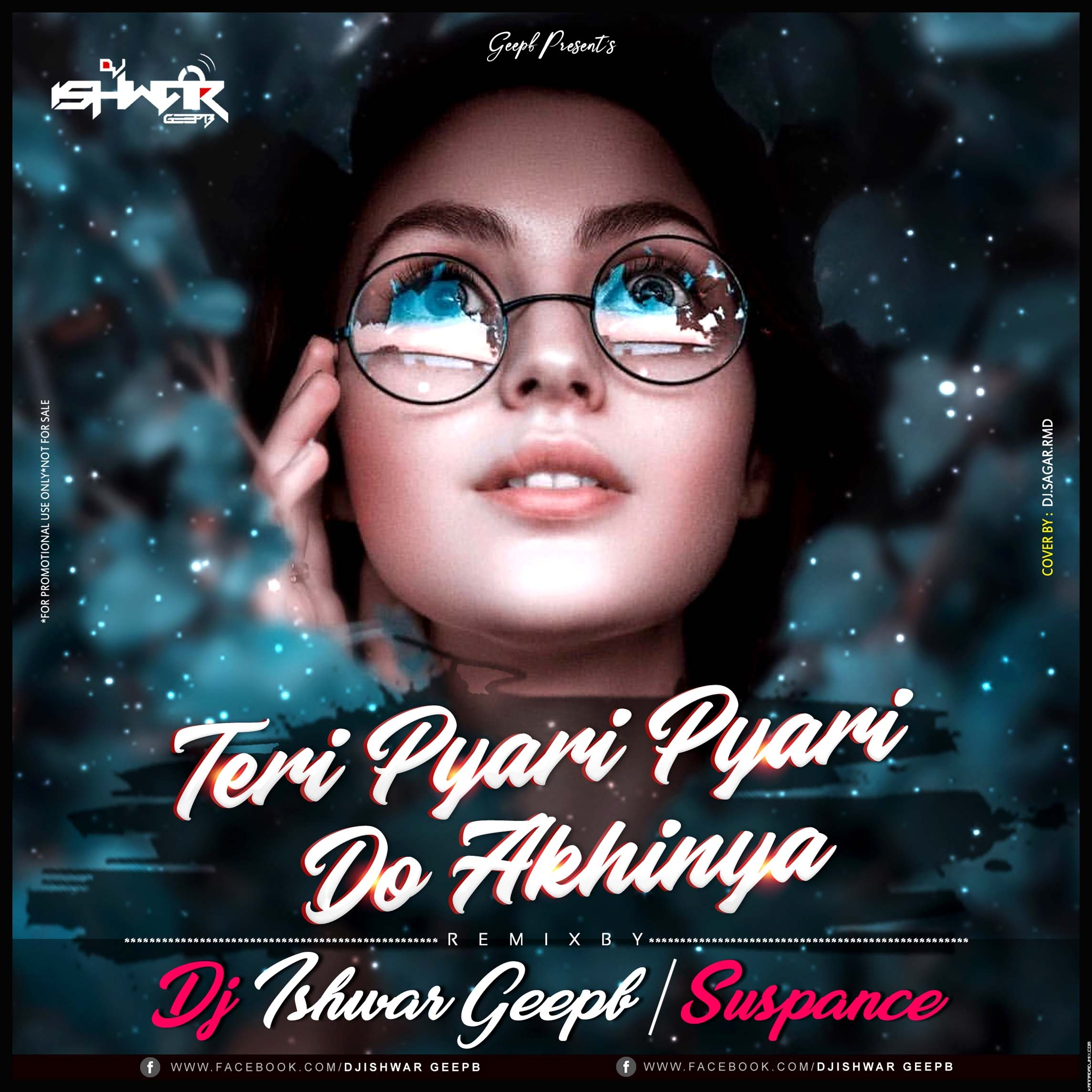 01 TERI PYARI PYARI DO AKIYA REMIXD DJ ISHWAR GeePB & SUSPENCE.mp3