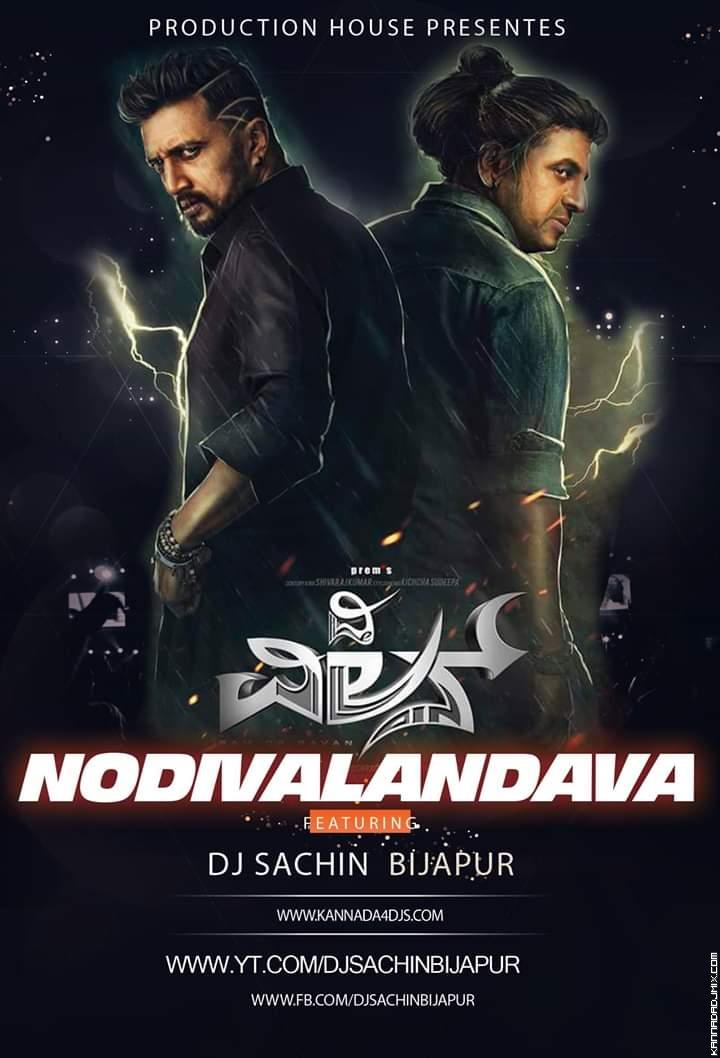 Nodivalandava (Villain) Dj Sachin Bijapur.mp3