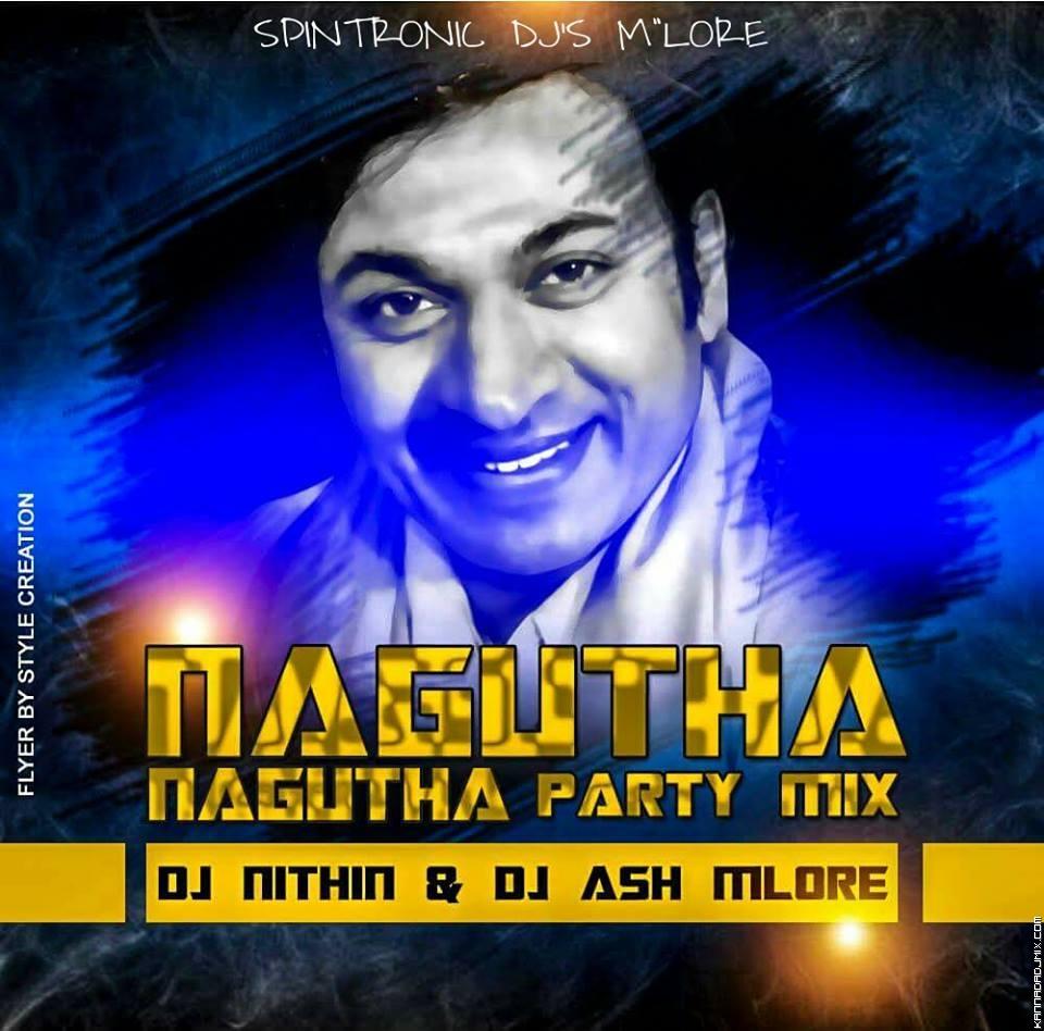 NAGUTHA NAGUTHA KANNADA PARTY MIX  BY DJ NITHIN & ASH MLORE.mp3