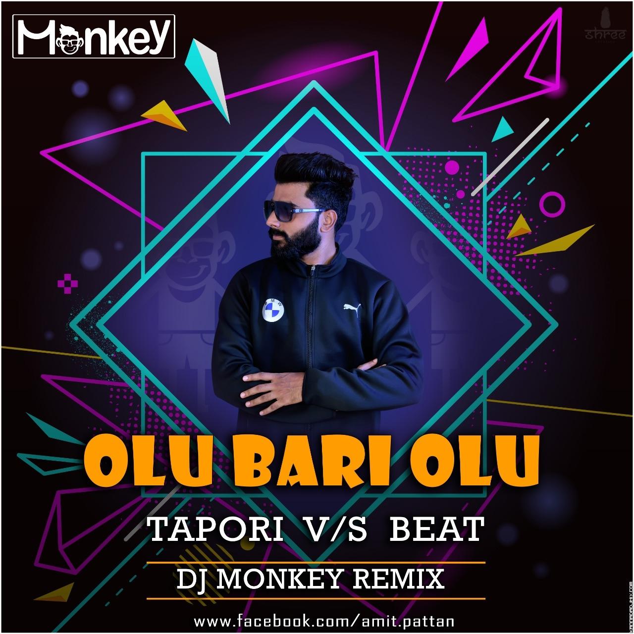 Olu Bari Olu ( tapori  vs  beat ) DJ MONKEY REMIX.mp3