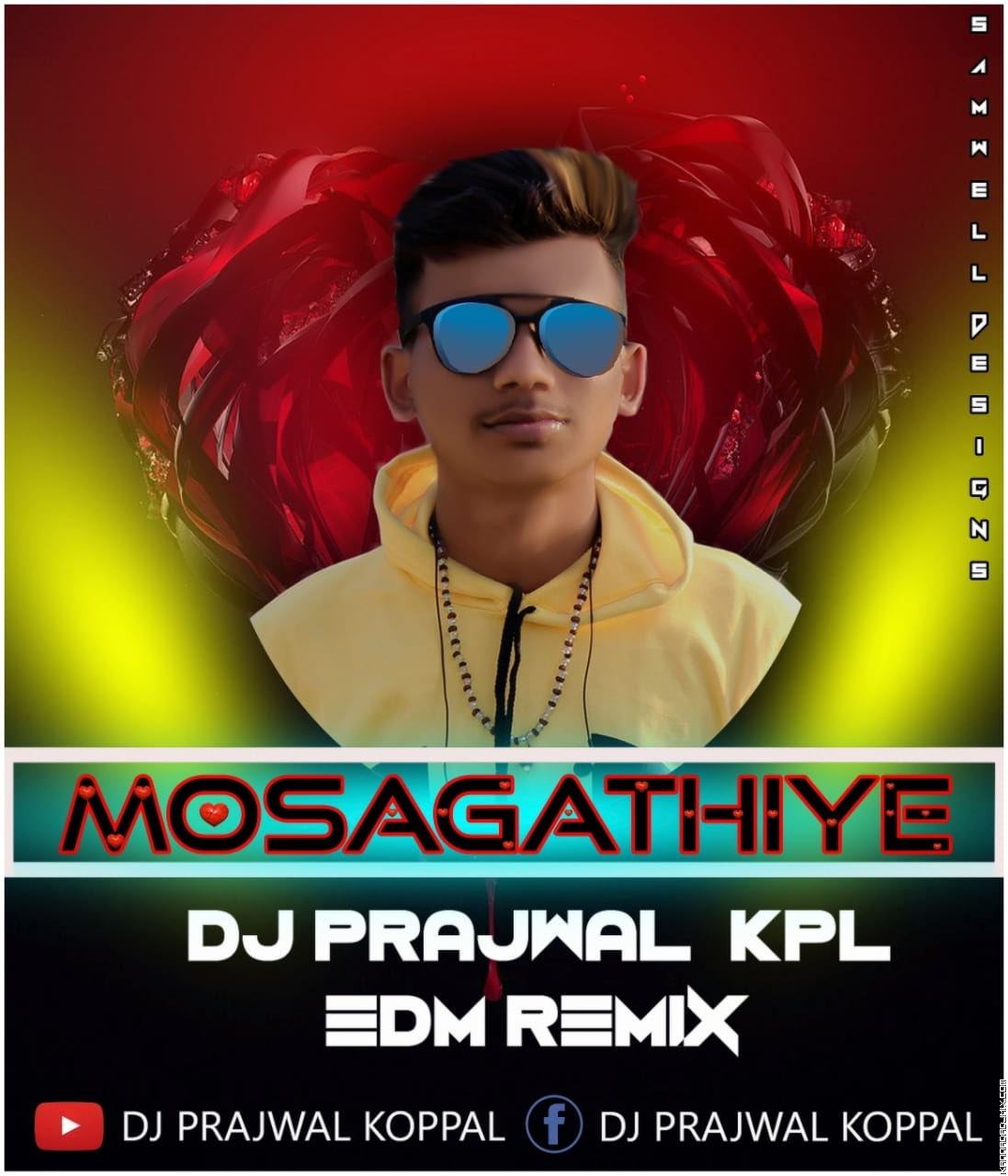 Mosagathiya Edm Drop Mix Dj prajwal kpL.mp3