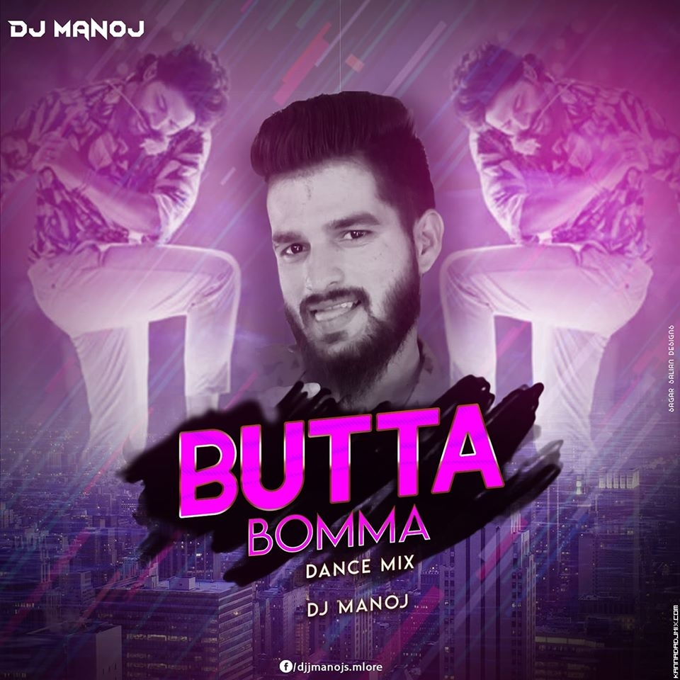 BUTTA BOMMA Telugu (REMIX) DJ MANOJ.mp3