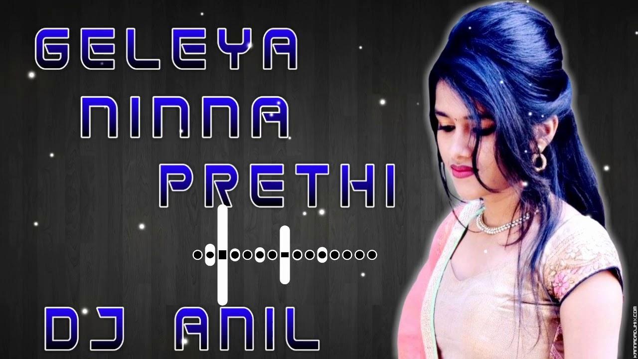 Geleya Ninna Preethi DJ remix miX BY DJ ANIL UK Janapada SonG.mp3