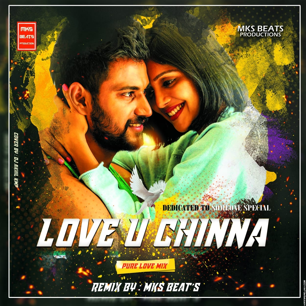 Love Mocktail _ Love You Chinna Remix  [ Mks Beats Production ].mp3