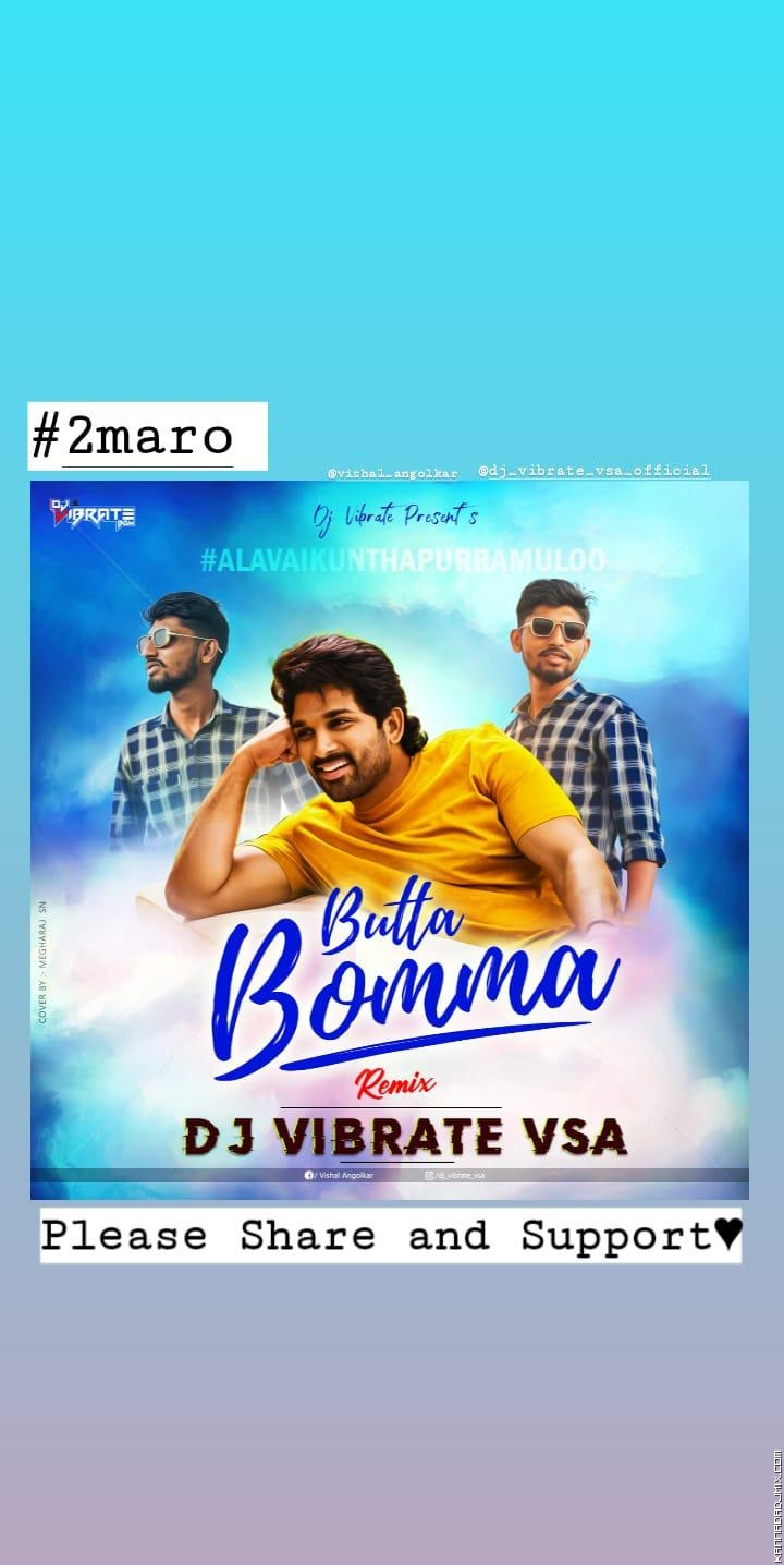 #AlaVaikunthapurramuloo-ButtaBomma-Remix - Dj Vibrate VSA.mp3