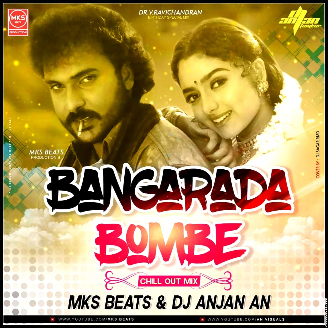 Bangarada Bombe [ Chill Out Remix] Mks Beats X Dj An TMK.mp3