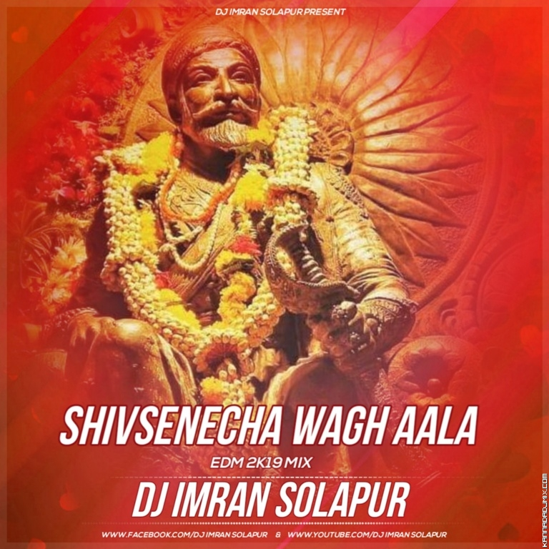 Shivsenecha Wagh Aala - EDM Mix - DJ Imran Solapur [UT].mp3