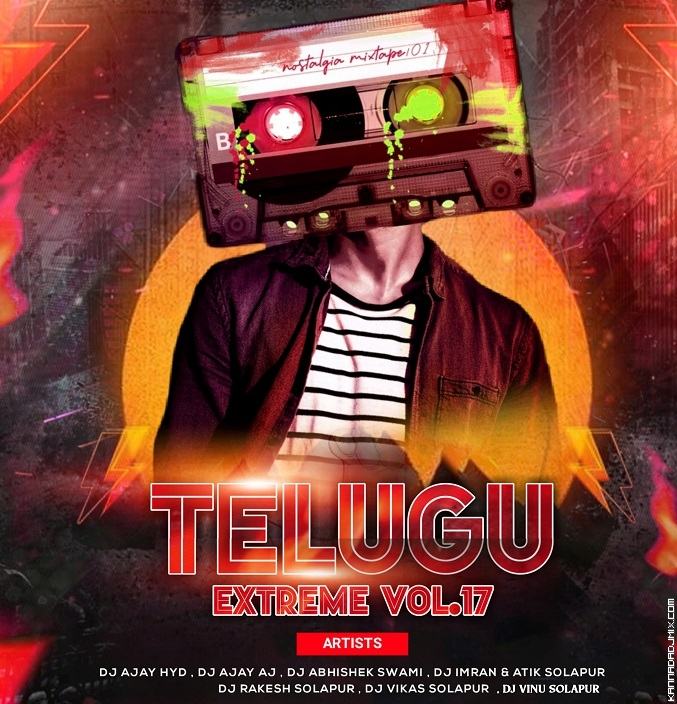 10.Telugu Roadshow ( Mashup ) - Dj Imran Solapur.mp3