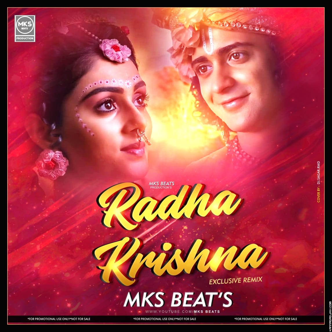 Radha Krishna Kannada Serial Title Track Remix - Mks Beats Production.mp3