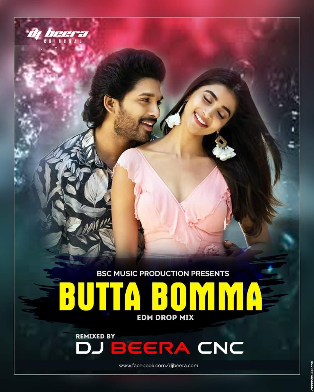 Butta Bomma DJ Beera Cnc.mp3