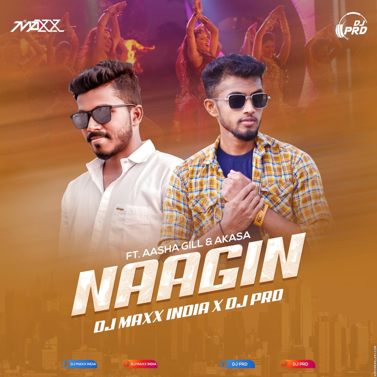 NAAGIN (REMIX) DJ MAXX INDIA X DJ PRD.mp3