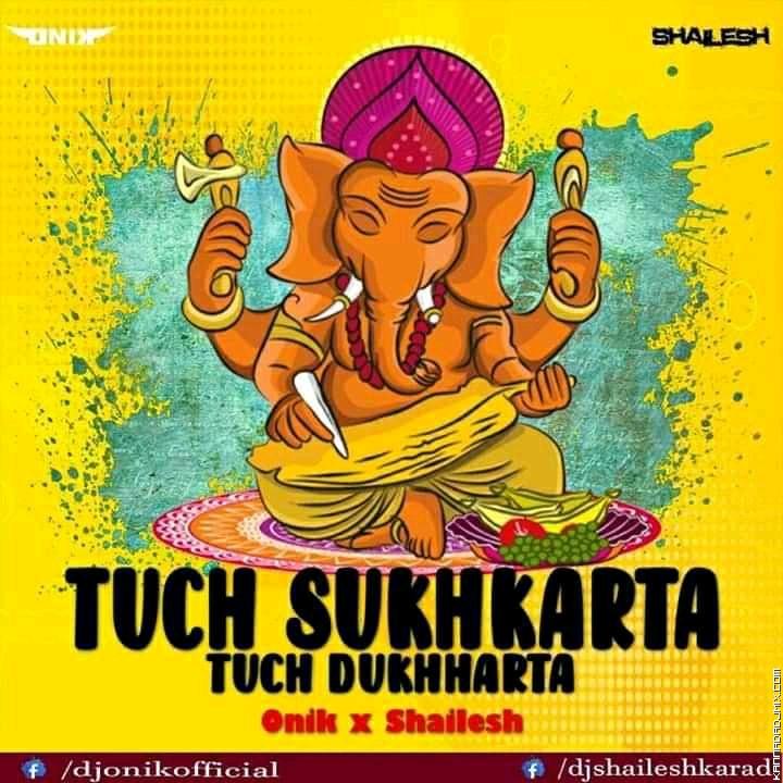 Tuch Sukhkarta Tuch Dukhharta Dj Onik X Dj Shailesh Karad.mp3
