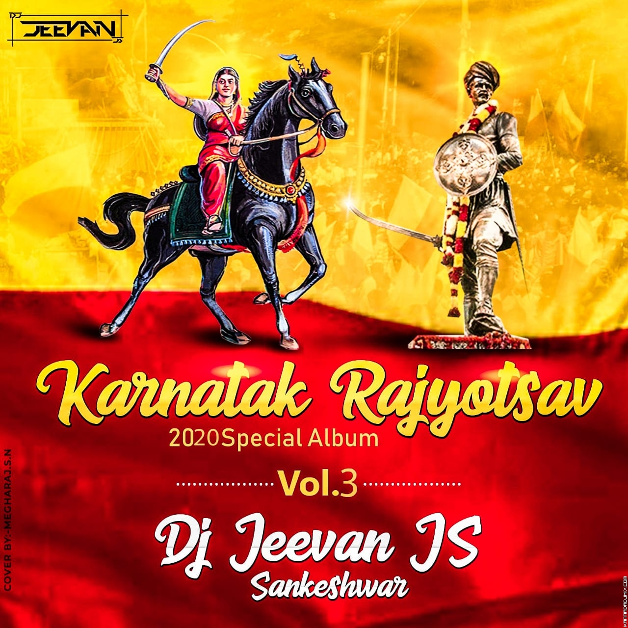 Huttidare In HORN Drop 2020 Mix By  Dj Jeevan Js Sankeshwar.mp3