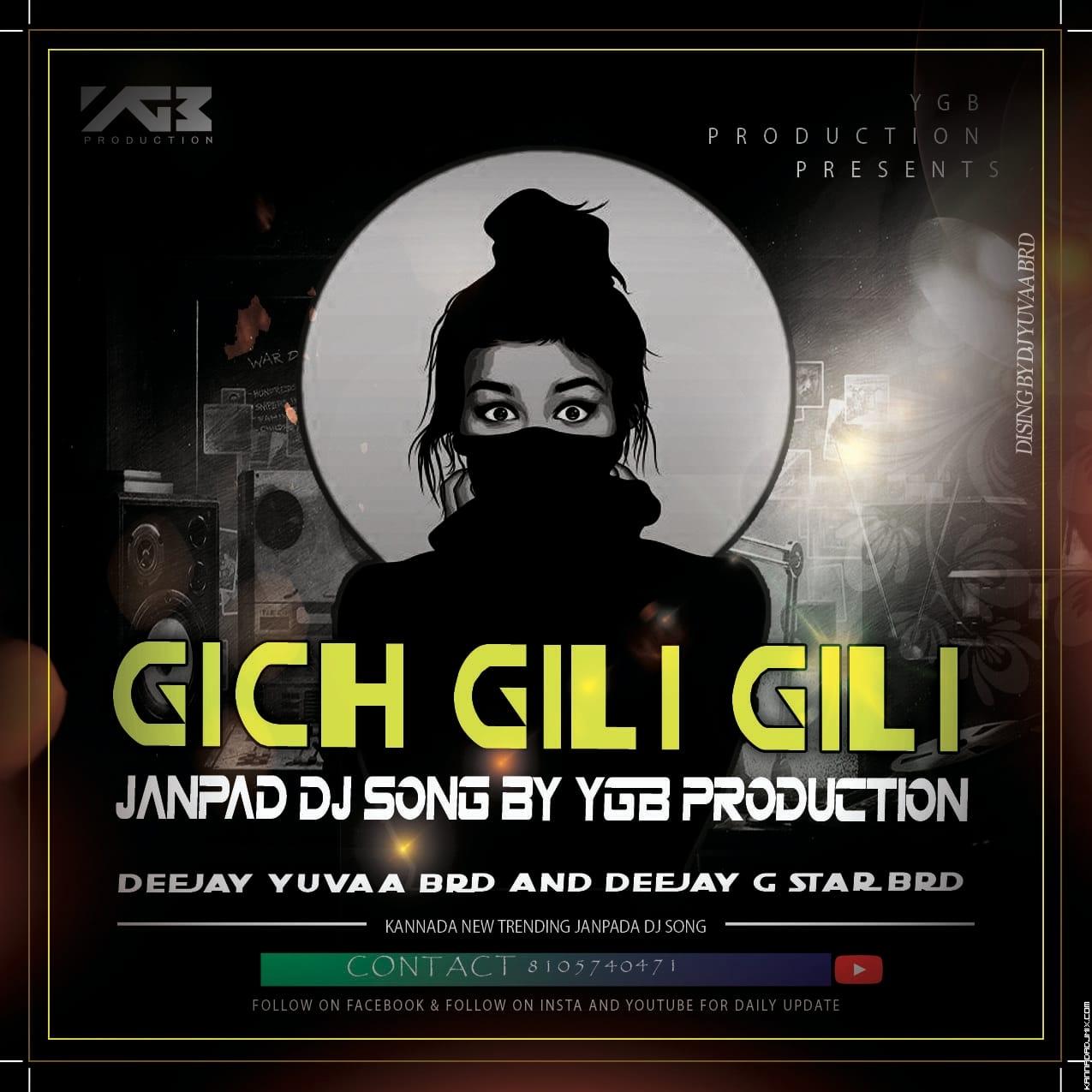 GICH GILI GILI EDM MIX YGB PRODUCTION.mp3