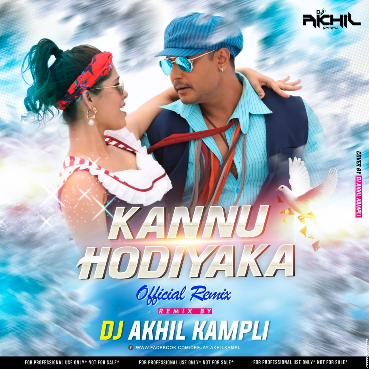 Kannu Hodiyaka Official Remix Dj Akhil Kampli.mp3