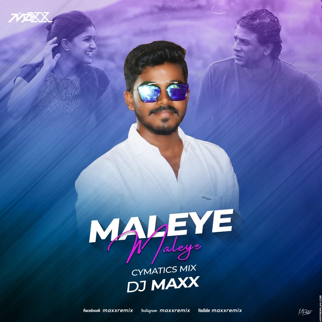 MALEYE MALEYE (Cymatics Mix) DJ Maxx.mp3