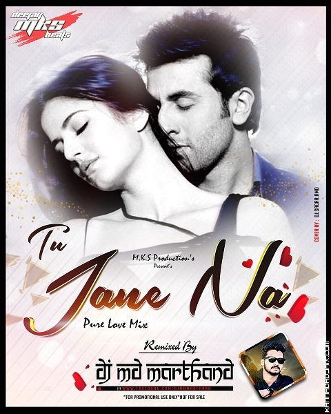 TU JANE NA [PURE LOVE MIX] DJ MD BELAGAVI.mp3