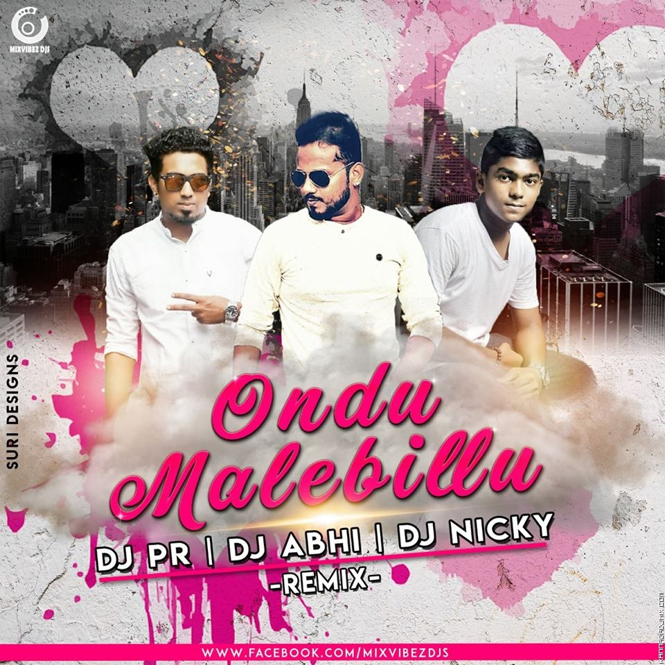 Ondu MaleBillu Remix DJs  PR  ABHI &  NICKY.mp3