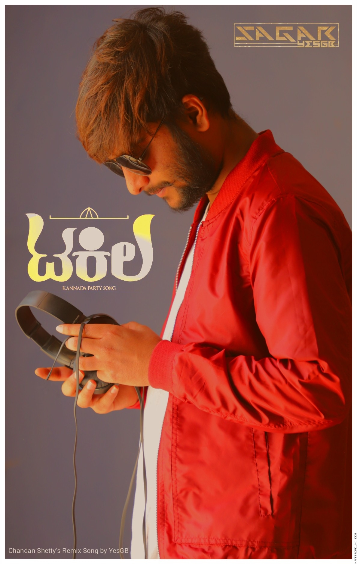 TEQUILA ft. Chandan Shetty (Remix) - DJ Sagar YesGB.mp3
