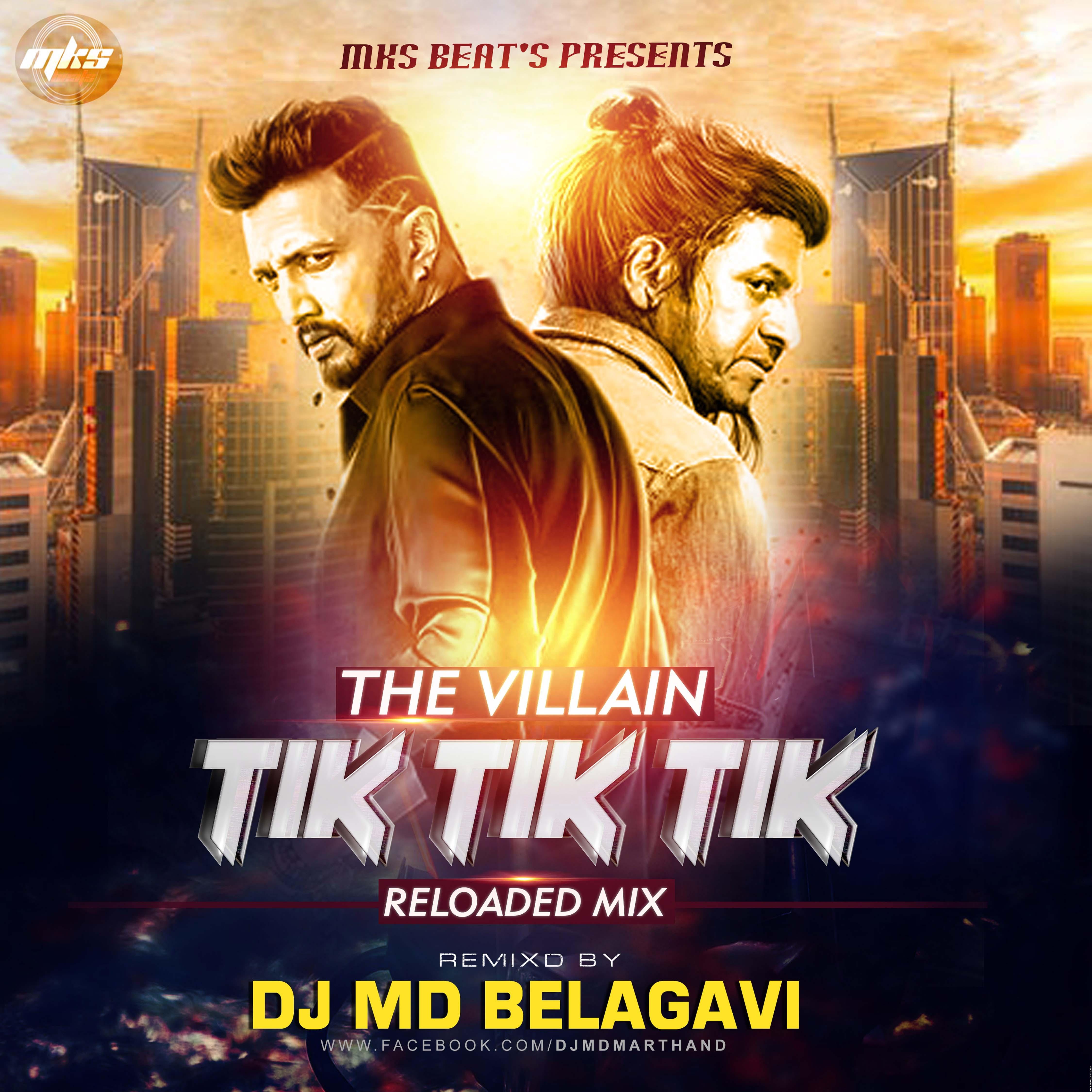 TIK TIK TIK  EDM RELOADED[DJ MD BELAGAVI ft MKS BEATS].mp3